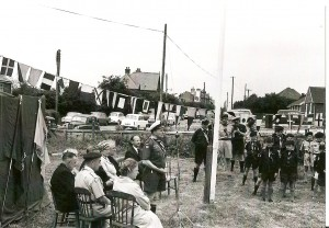 Northwood Scouts Open Day 1967 2