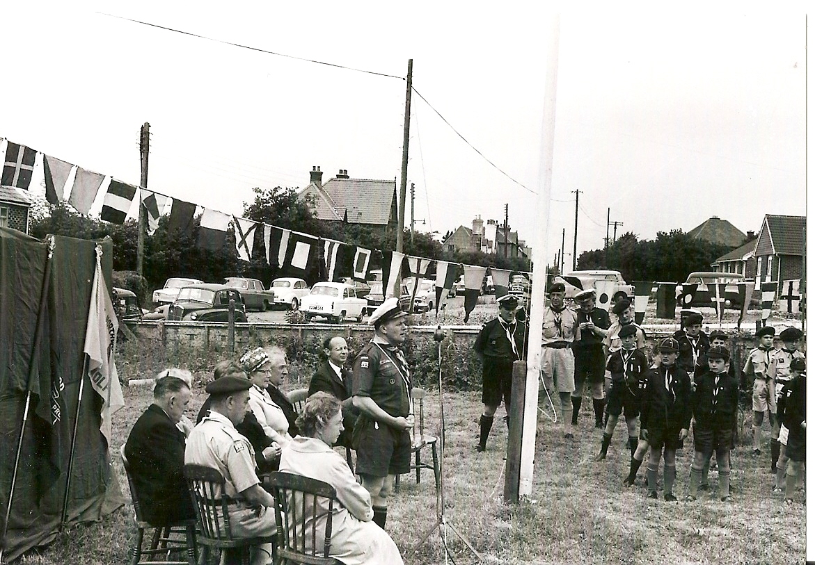 Northwood Scouts Open Day 1967 2 | Northwood Village Isle of Wight