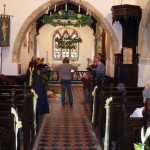 Choir practice, Easter 2009