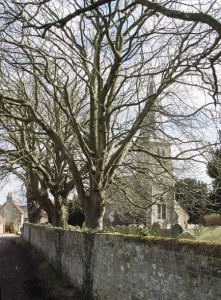 Northwood Church from the north-west
