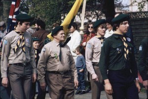 Northwood Scouts c1982 1