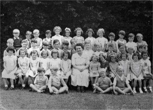 Northwood School 1952