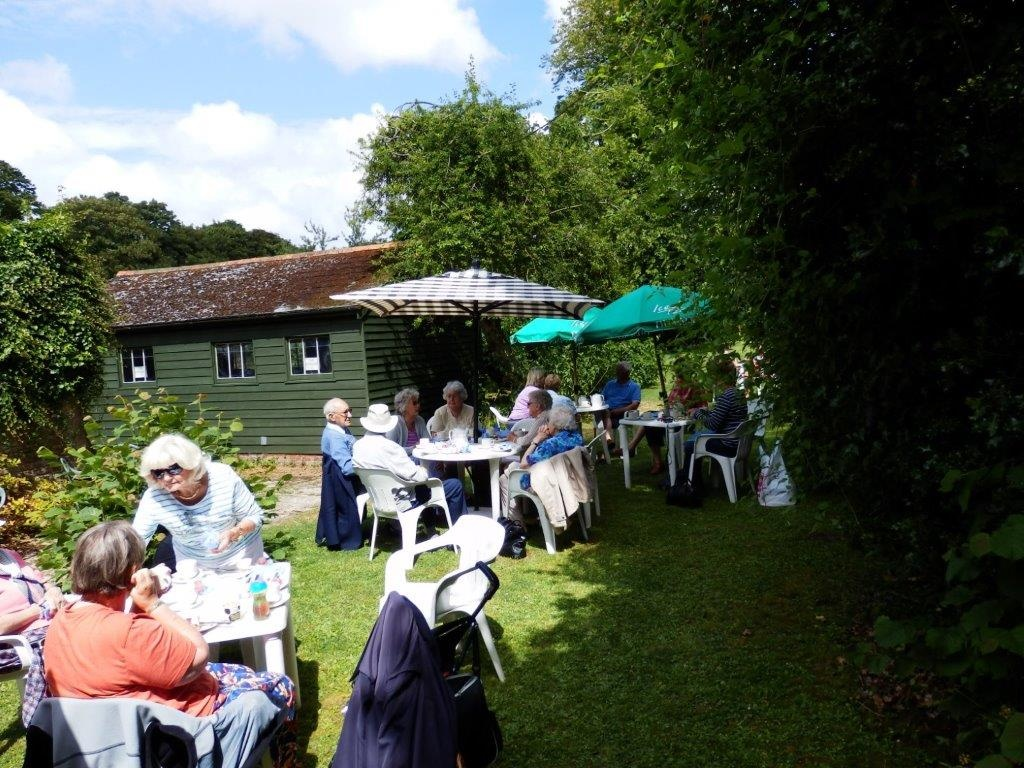 Carisbrooke Priory Tea 20140627 (6)