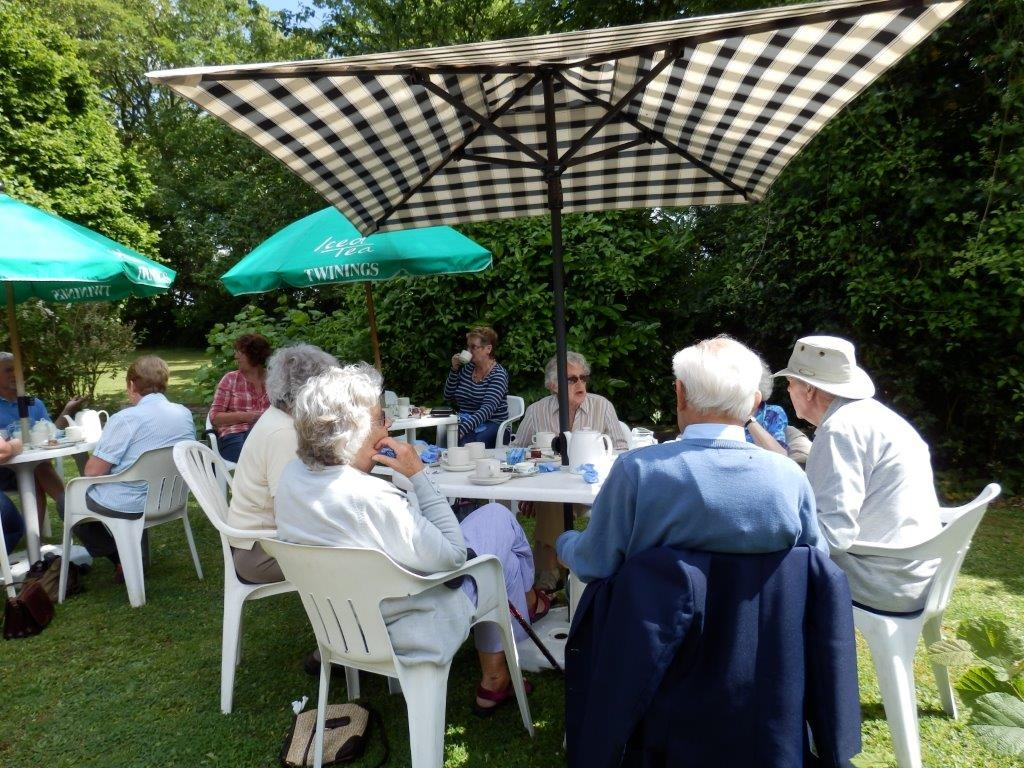 Carisbrooke Priory Tea 20140627 (9)