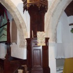 Jacobean Pulpit 1
