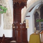 Jacobean Pulpit 2