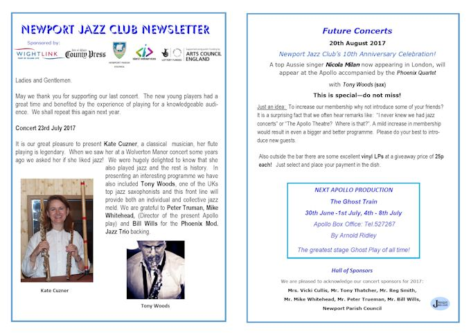 NJC Newsletter July2017